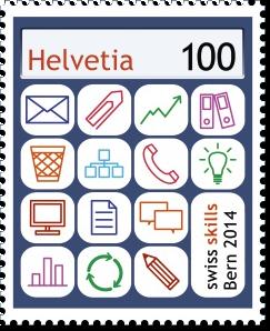 Briefmarke D & A